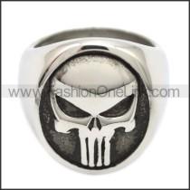 Stainless Steel Ring r008555SH