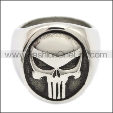 Stainless Steel Ring r008555SH