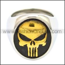 Stainless Steel Ring r008555SHG