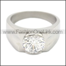 Stainless Steel Ring r008557S2