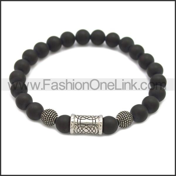 Stainless Steel Bracelet b009850H