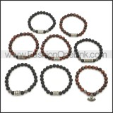 Stainless Steel Bracelet b009851RH