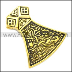 Stainless Steel Pendant p010599GH