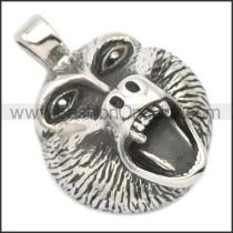 Stainless Steel Pendant p010625SH