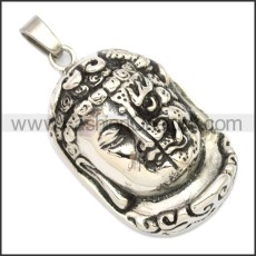 Stainless Steel Pendant p010620SH