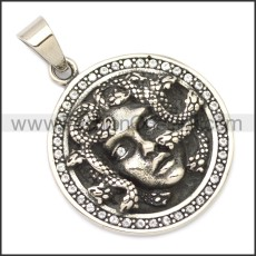 Stainless Steel Pendant p010589SH