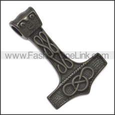 Stainless Steel Pendant p010600H