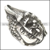 Stainless Steel Pendant p010611SH
