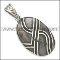 Stainless Steel Pendant p010617SH