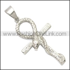 Stainless Steel Pendant p010681S