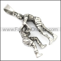 Stainless Steel Pendant p010696SH