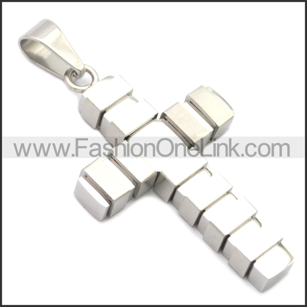 Stainless Steel Pendant p010705S