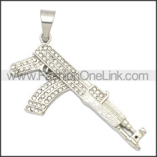Stainless Steel Pendant p010679S
