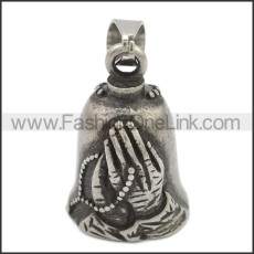 Stainless Steel Pendant p010697A