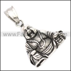 Stainless Steel Pendant p010647SH