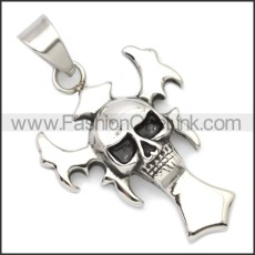 Stainless Steel Pendant p010652SH