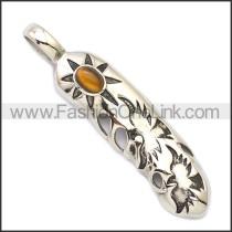Stainless Steel Pendant p010662SH