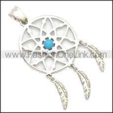 Stainless Steel Pendant p010640S