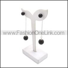 Stainless Steel Earring e002144H1