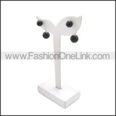Stainless Steel Earring e002145H2