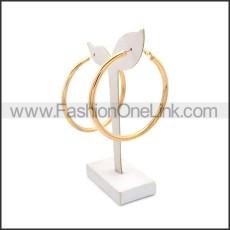 Stainless Steel Earring e002136R1