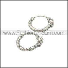 Stainless Steel Earring e002132SA