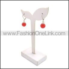 Stainless Steel Earring e002146R1