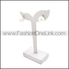 Stainless Steel Earring e002147S2