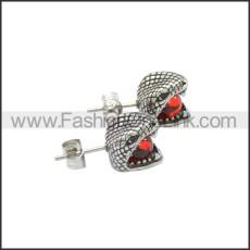 Stainless Steel Earring e002129SA