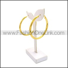 Stainless Steel Earring e002136G2