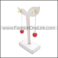 Stainless Steel Earring e002141R1