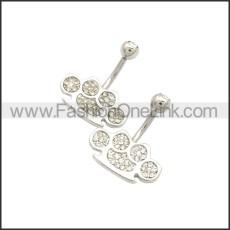 Body Jewelry e002166S2