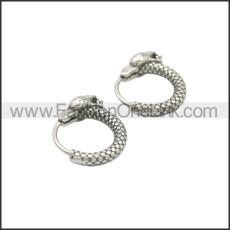 Stainless Steel Earring e002123SA