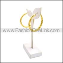 Stainless Steel Earring e002136G3