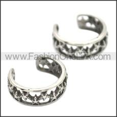 Stainless Steel Earring e002159SA