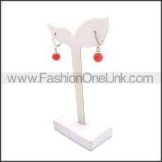 Stainless Steel Earring e002146R2