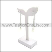 Stainless Steel Earring e002139S