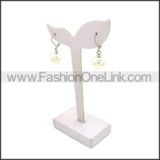 Stainless Steel Earring e002146S1