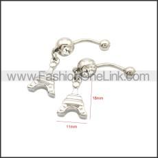 Body Jewelry e002154S