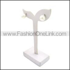 Stainless Steel Earring e002147S3