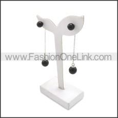 Stainless Steel Earring e002144H2