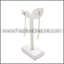 Stainless Steel Earring e002138S