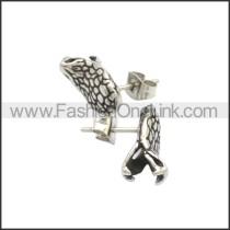 Stainless Steel Earring e002130SA