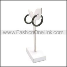 Stainless Steel Earring e002136H5