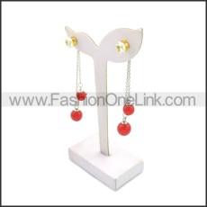Stainless Steel Earring e002142R