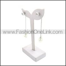 Stainless Steel Earring e002137S2
