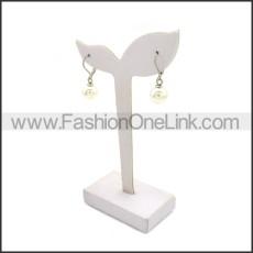 Stainless Steel Earring e002146S2