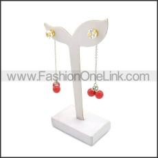 Stainless Steel Earring e002143R