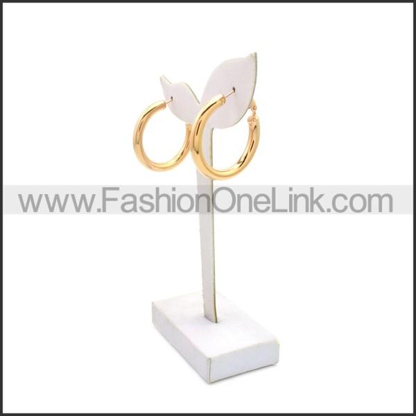 Stainless Steel Earring e002136R4