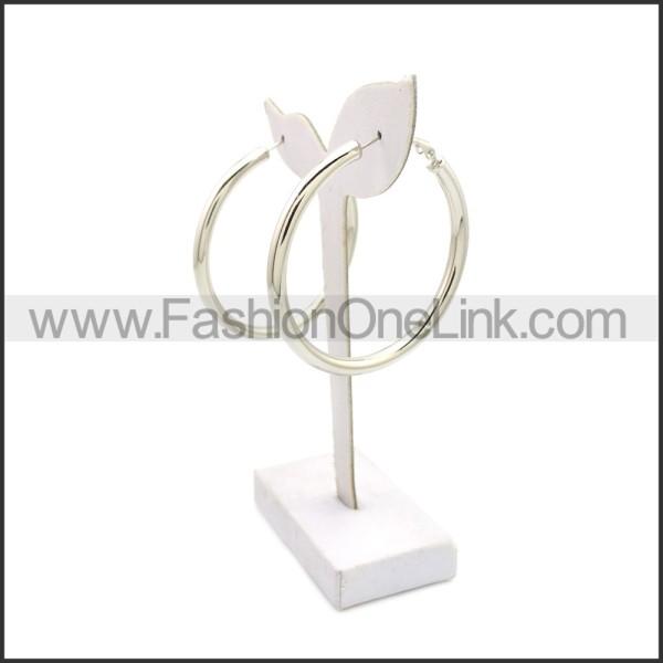 Stainless Steel Earring e002136S2